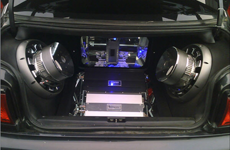 rear car speakers, rear deck audio speakers, custom car audio systems, mobile audio, subwoofer, auto speakers, custom stereo, amps, car audio accessories, auto audio system